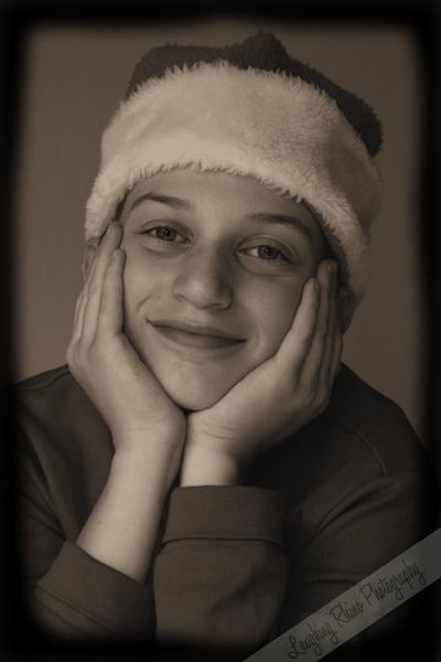 Sweet Santa Boy