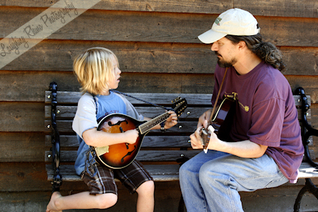 Mandolin Players