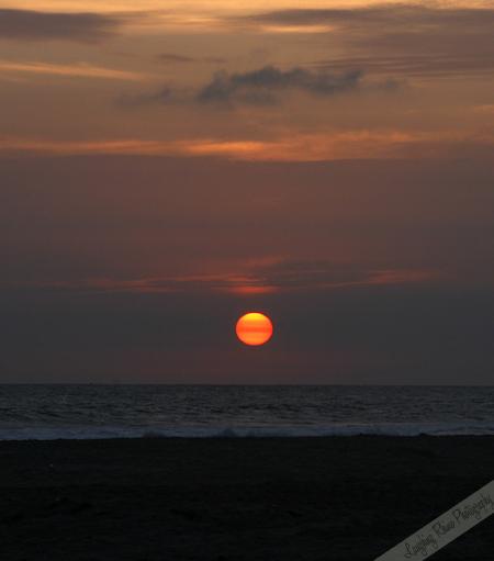 Camp Pendleton Sunset
