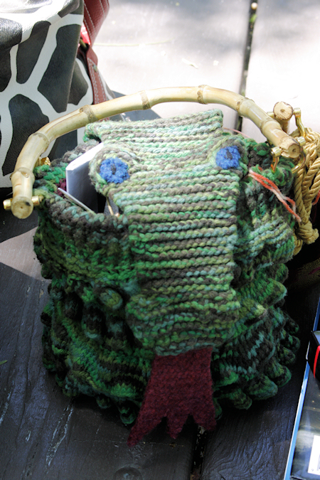 Dragon Purse