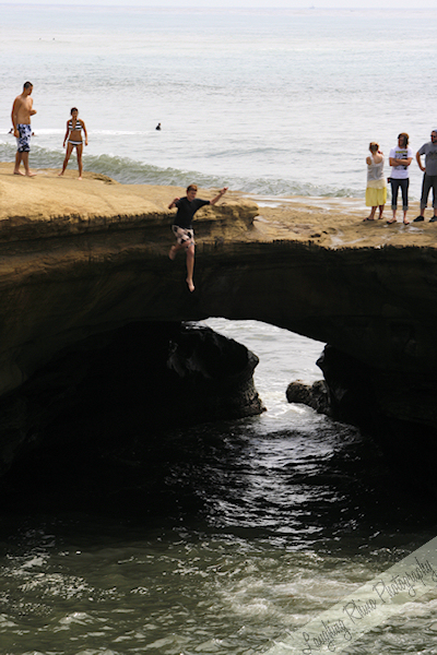 Sunset Cliffs Divers
