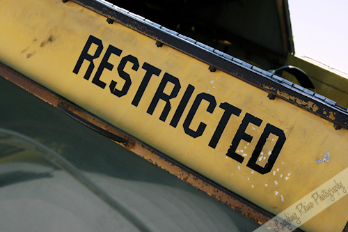 Restricted!
