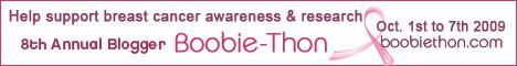 Boobie-Thon Pink