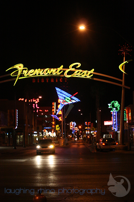 Fremont Street East