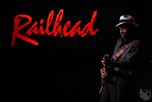 Kenny Neal at the Railhead