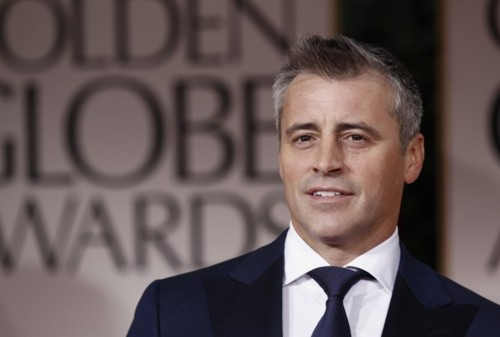 Matt LeBlanc How you doin'