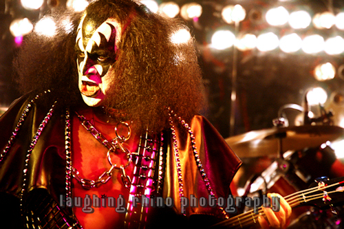Monsters of Rock KISS Experience