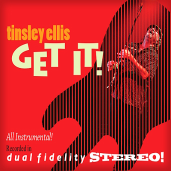 Album Cover for Tinsley Ellis' latest release