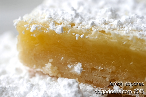 lemon squares II