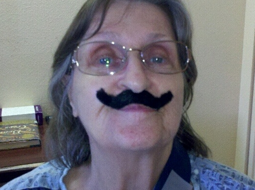 Momstache