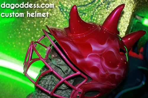 Horny Mike Helmet