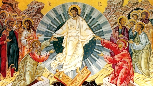 Christos Anesti! He is Risen!